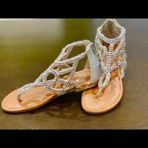Other - Beaded Sandal